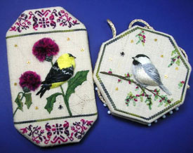 Goldfinch and Chickadee Sewing Essentials